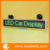 China Flashing running letters led message sign board(LLD400-C16128) factory