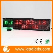 China Indoor remote led sign board with high brightness accept custom sizes factory
