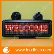 China Hot sale USB programmable led desk display (LLD400-C1664) factory