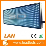 La fábrica de China Leadleds 30 X 11 en color de interior LED de vídeo Pantalla de visualización muestra de la cartelera - Programa Fast Ethernet por cable