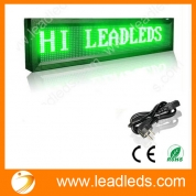 China Leadleds LED Outdoor Display Board Wifi Remote Control Display Scrolling Message Progammable Sign factory