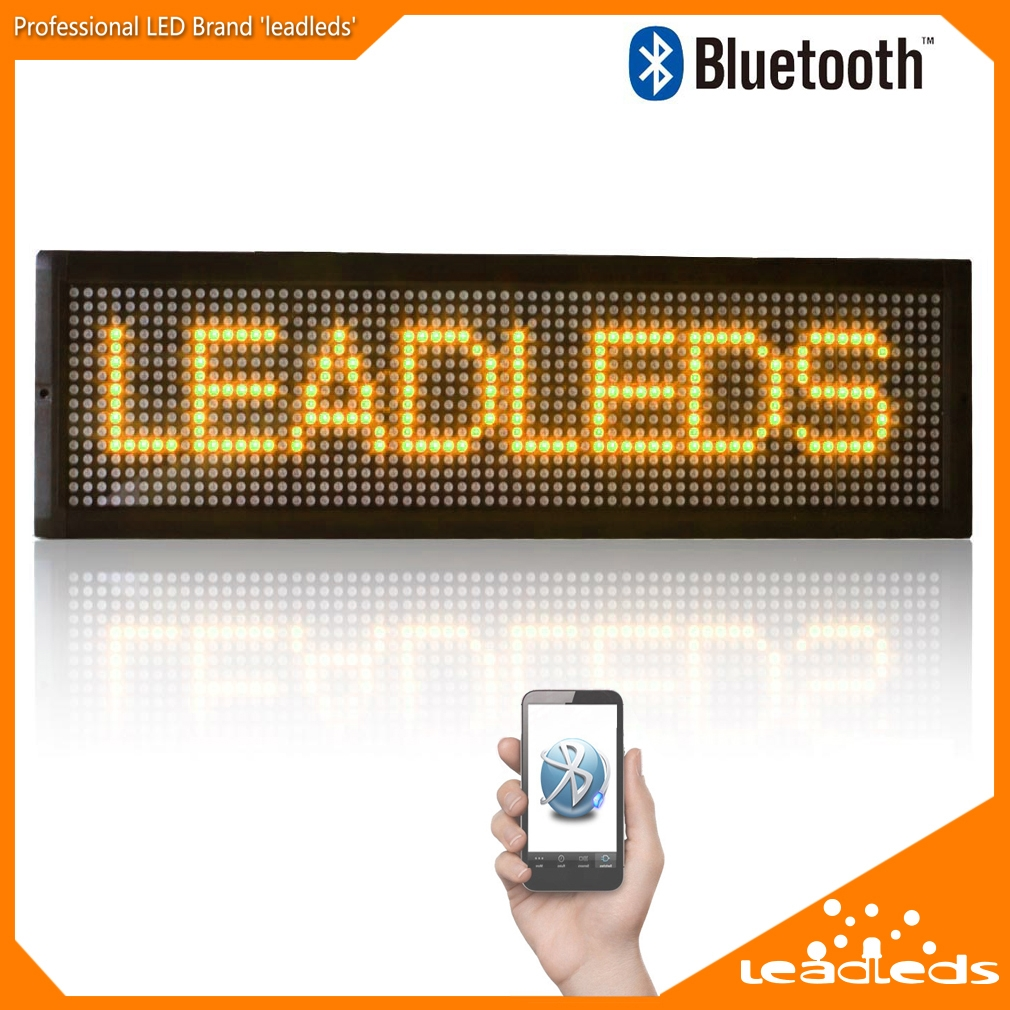 P10 Bluetooth Wifi Led Scrolling Text Led Display Board